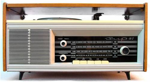 1968 радиола Рекорд-68-2 - вещи - иллюстрации - Фотоальбомы - истории быта.