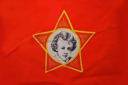 флаг октябрят